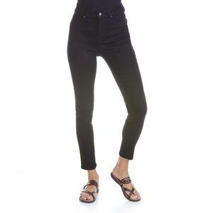 D. Jeans High Rise Black Jeans